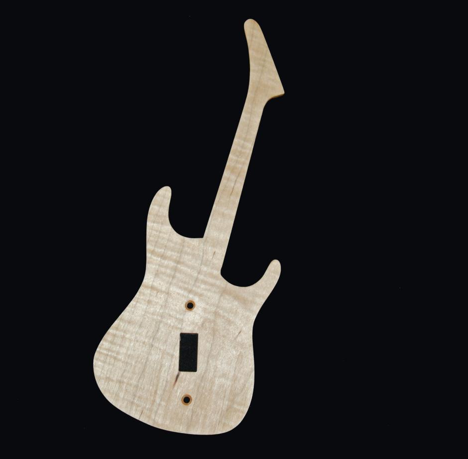 Custom USA Guitar Body Switchplates